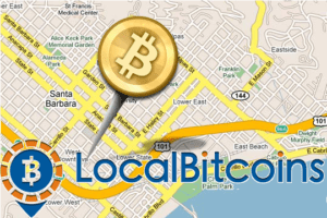 Local Bitcoins vs Coinbase
